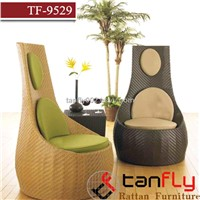 TF-9529 rattan wicker coffee table and chair