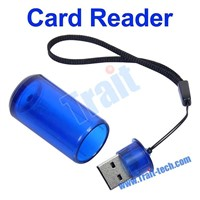 USB 2.0 TF T-Flash/Micro SD Card Reader/Card Writer, Usb Card Reader