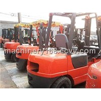 Used forklift HELI 30T for sale