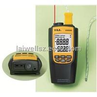 VA8090 Infrared temperature thermocouple meter