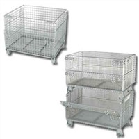 Wire Containers for Storage