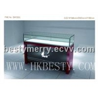 acrylic display showcase and jewellery display case and display counter design