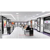 famous brand jewellery store design and jewelry store furniture with high power led lights