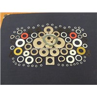 flat (plain)/ spring washers DIN125,9021,127