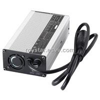 intelligent lifepo4 battery pack charger12V,16V,24V36V,48V,72V