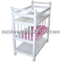 kids wooden changing table BCT-001