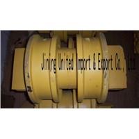 komatsu D70LE bulldozer double flange track roller bottom roller