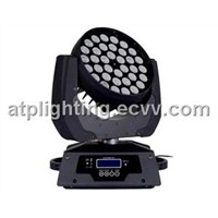 10 watt CREE Quad(RGBW) LED Moving Head Wash