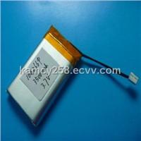 li polymer battery 3.7v 3500mah 104266P high capacity