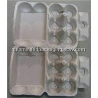 moulded pulp fruit tray
