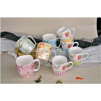 new bone china ceramic mug