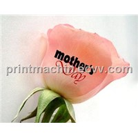 offer flower printer ,high quality with competitive price