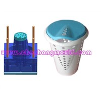 plastic garbage bin injection mould