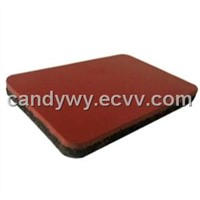 Rubber Flooring -PS-007 Outdoor Court Surface (Sandwich)