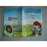 selling PVC book cover