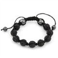 shamballa crystal ball bracelet