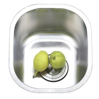 stainless steel small kitchen sink