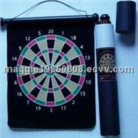 supply magnetic dartboard, magnetic playing dartboard, magnetic toy dartborad