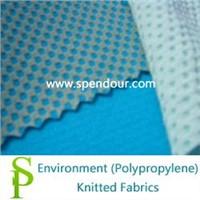 Environment (Polypropylene) Knitted Fabrics,Garments / Underwea,textile,sportswear,