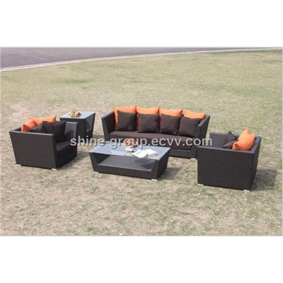 Hot sale sectional sofa set and outdoor furniture c355 for Outdoor sofa set sale