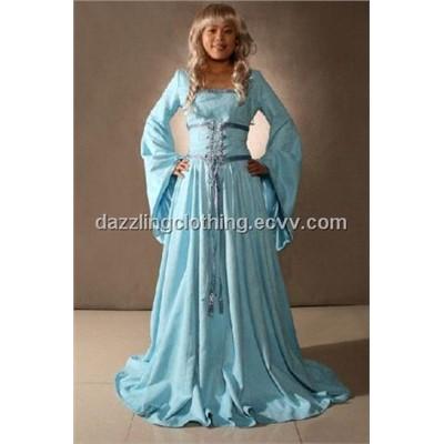 renaissance maiden gown wedding dress dc1005   china wedding dress