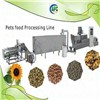 Fish Feeds Machinery---Pet and Animal Food Processing Machines