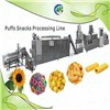 Snacks Food Machinery--- Filling puffs