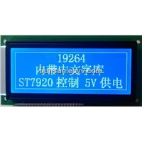 19264 COB STN Graphics LCD display module  192x64 Dots Matrix