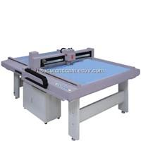 Advertising light guide panel slim light box engraving machine
