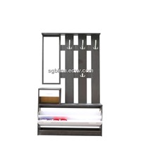 Entry Cabinet with Shoe Rack