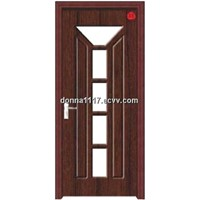 MDF doors with glass(YS-D693)