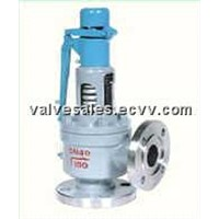 Spring Loaded Full Bore Type with Lever Safety Valve
