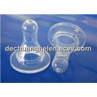 Standard Neck Silicone Baby Nipple 4.8grams