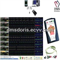 Telemetry ECG Monitoring System (CE Approved)