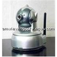 Wireless IR Infrared IP Surveillance Camera