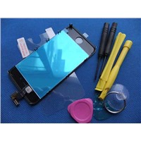 100% Original Brand New for iPhone 4 LCD Touch Digitizer in Low Price + Tools