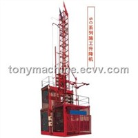 2012 New Construction Hoist Sc200/200