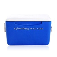 26L Plastic Portable Environmental Fishing Ice Box
