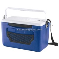 26L Plastic Portable Environmental Fishing Ice cooler  Box