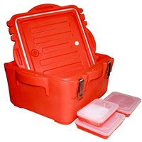 26L Rotomold lunch food carrier
