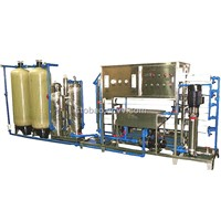 3 tons/hr water filter/RO Water Treatment Plant