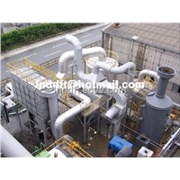Aluminum Oxide Drying and Calcination Equipment Calciner Furnace