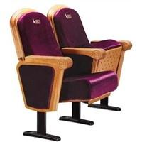 Classic wooden church chair  HJ9801