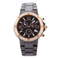 Black Watches - Quartz Ceramics (0013-J)