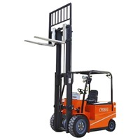 CPDB Balance Weight DC/AC Electric Forklift with Explosion-Proof Battery 1-5 Tons