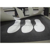 CUTCNC Shoe Fibreboard Cardboard Leather Paper Pattern Auto Grading Cutting Plotter Machine