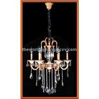 DCACC9005C-6A-High quality Die Casting Crystal Chandelier in China