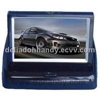 DH-C439 .4.3 inch LCD 4:3. Effectine Pixels :1440(h)*272(v)