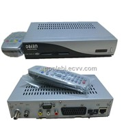 Digital Cable Receiver Blackbox 500C DVB-C Linux Operation System