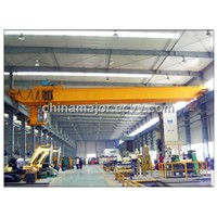 Double beam bridge crane